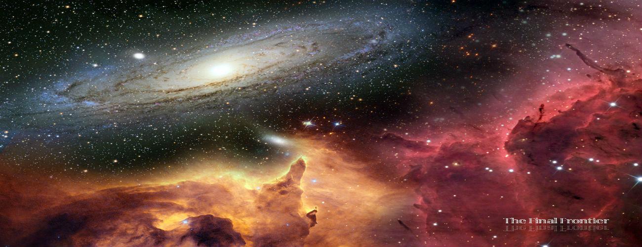 1300 500 In Alaxy Observing A Star Nursery